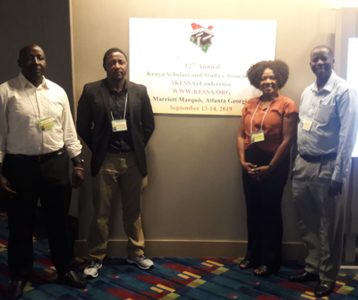Teachers College Faculty Members Present at KESSA Conference