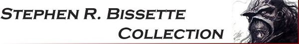 Bissette Collection banner