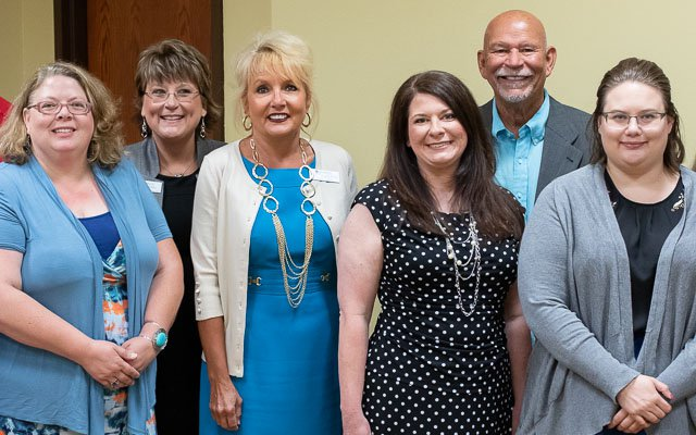 Henderson welcomes new faculty