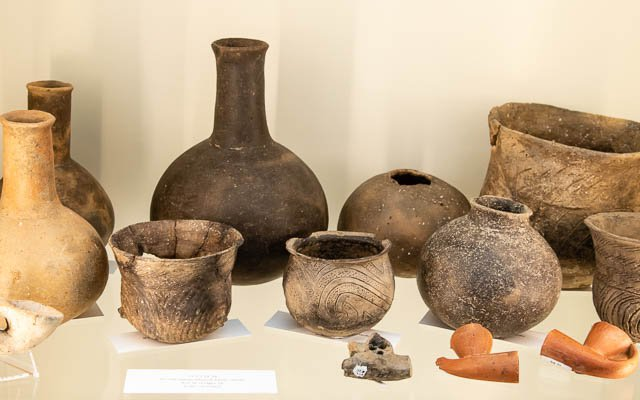 Hodges Collection: Indian artifacts now on display