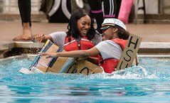 Card Board Boat Regatta