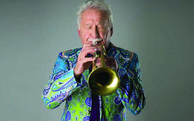 Doc Severinsen with the Arkansas All-Star Big Band