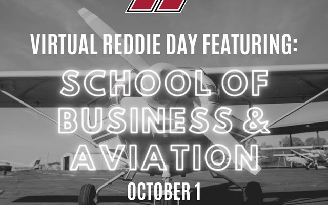 Virtual Reddie Day: School of Business & Aviation