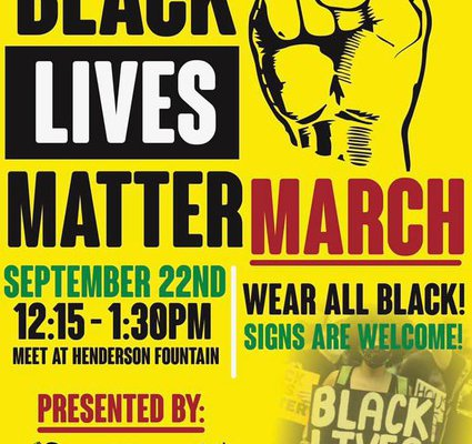 Black Lives Matter March