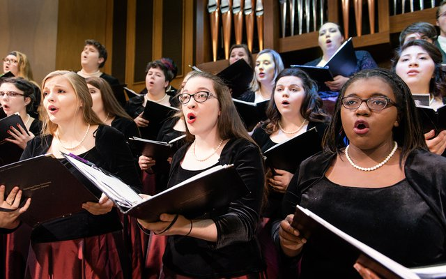 HSU Choirs Fall Concert